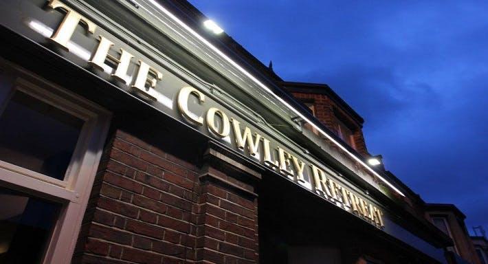 The Cowley Retreat