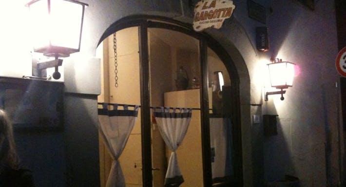 Trattoria \'La Gargotta\' a Firenze. Zona Bagno a Ripoli