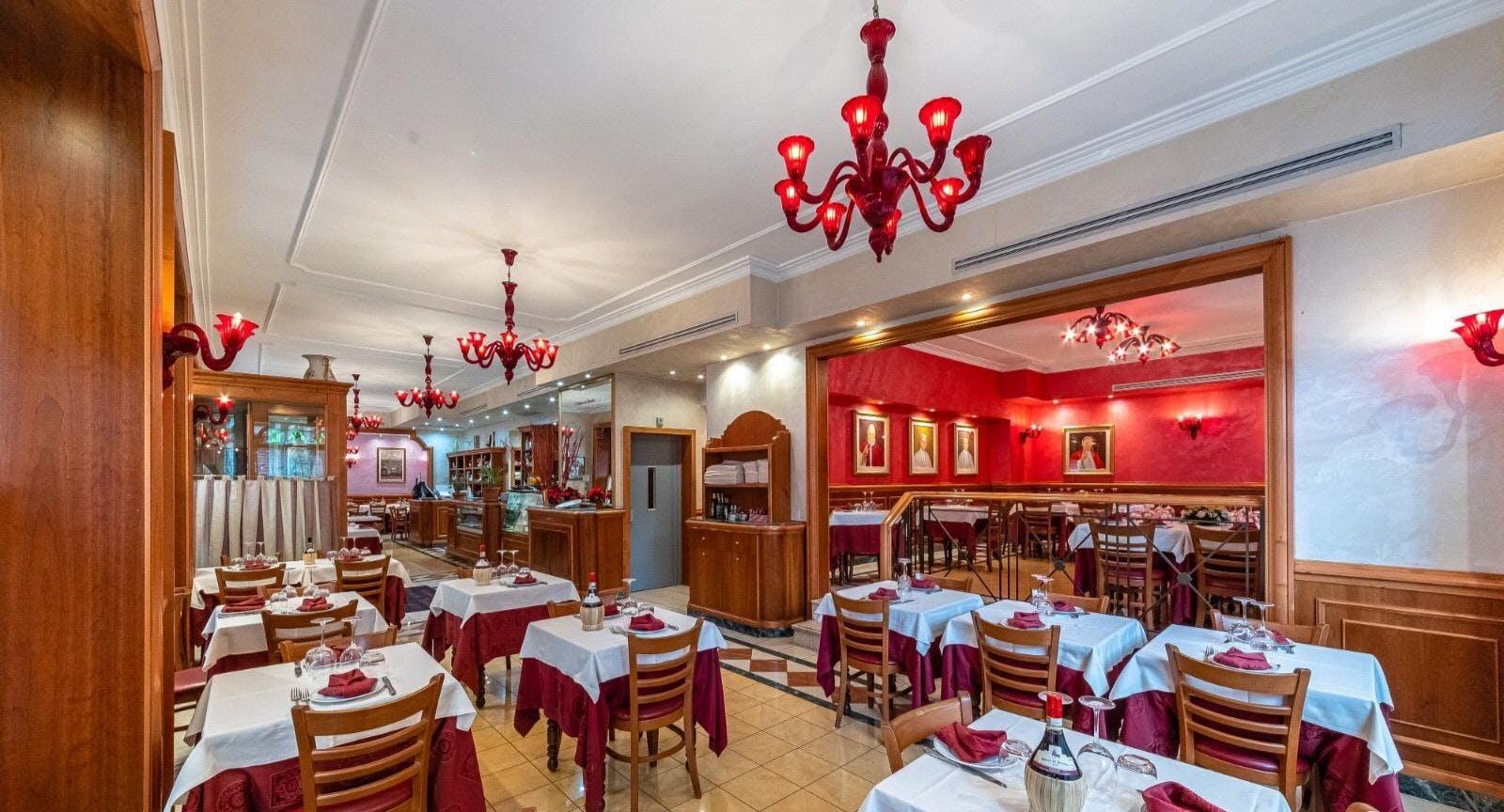 Photo of restaurant Osteria Dei Pontefici in Vaticano/Borgo, Rome