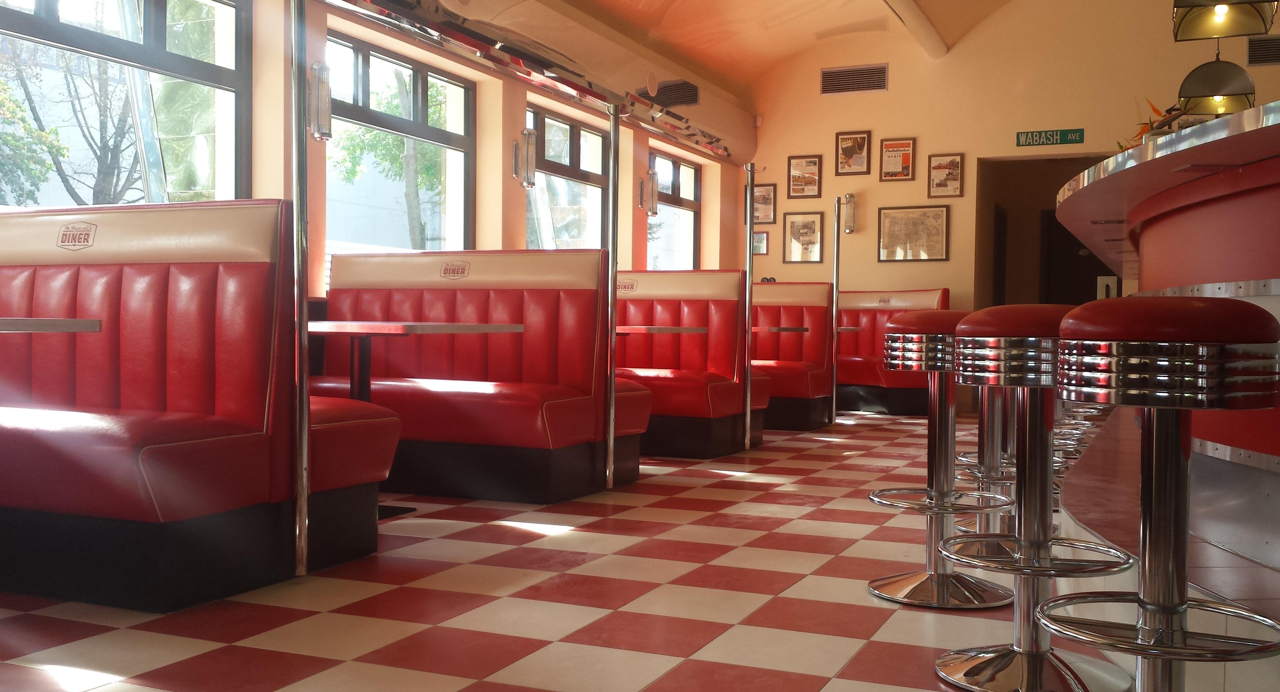 Mr. Meyers Diner Chemnitz image 2