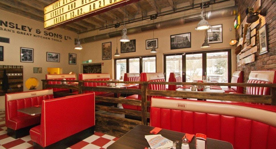 Mr. Meyers Diner Chemnitz image 3