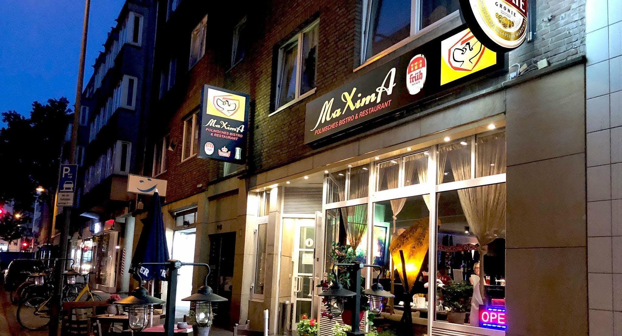 MaXimA Bistro & Restaurant Köln image 1