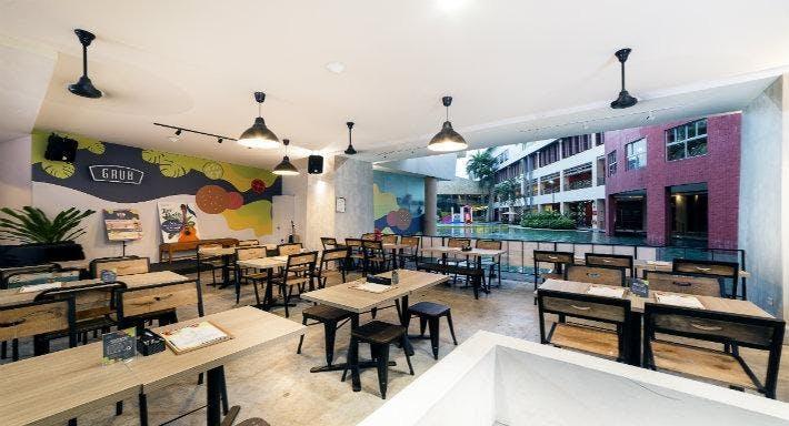 GRUB Burger + Noodle Bar Singapore image 1
