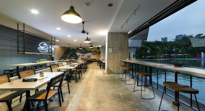 GRUB Burger + Noodle Bar Singapore image 3