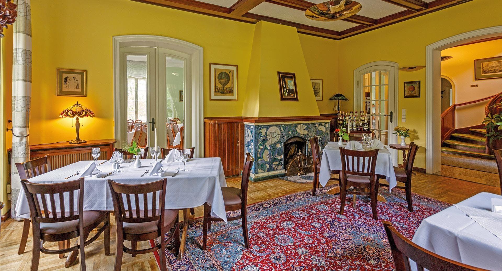 Restaurant im Waldhaus Prieros