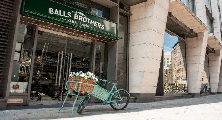 Balls Brothers - Shoe Lane