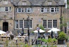 Restaurant White Bear Inn Nelson in Lowerhouse, Burnley