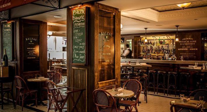 Balzac Brasserie & Bar