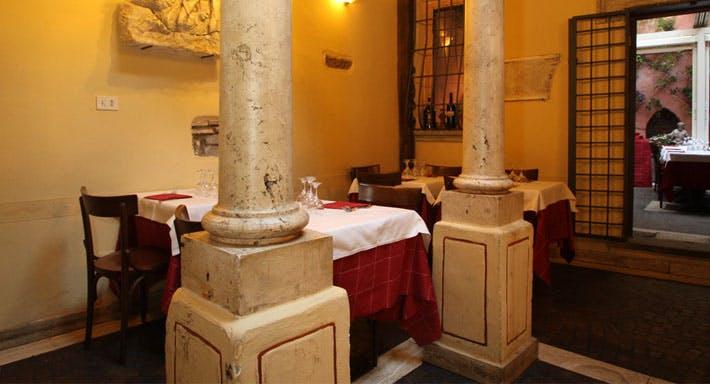 Il giardino romano a roma ghetto prenota ora