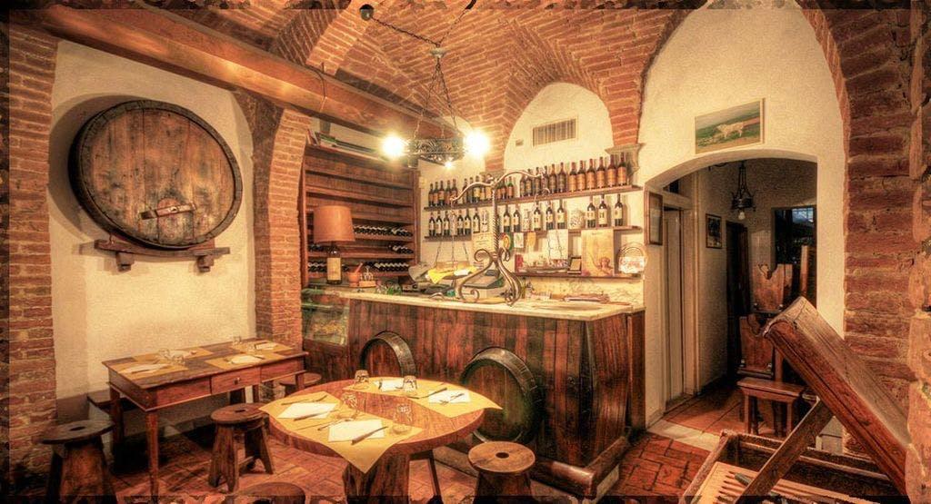 Osteria La chiacchera Siena image 1