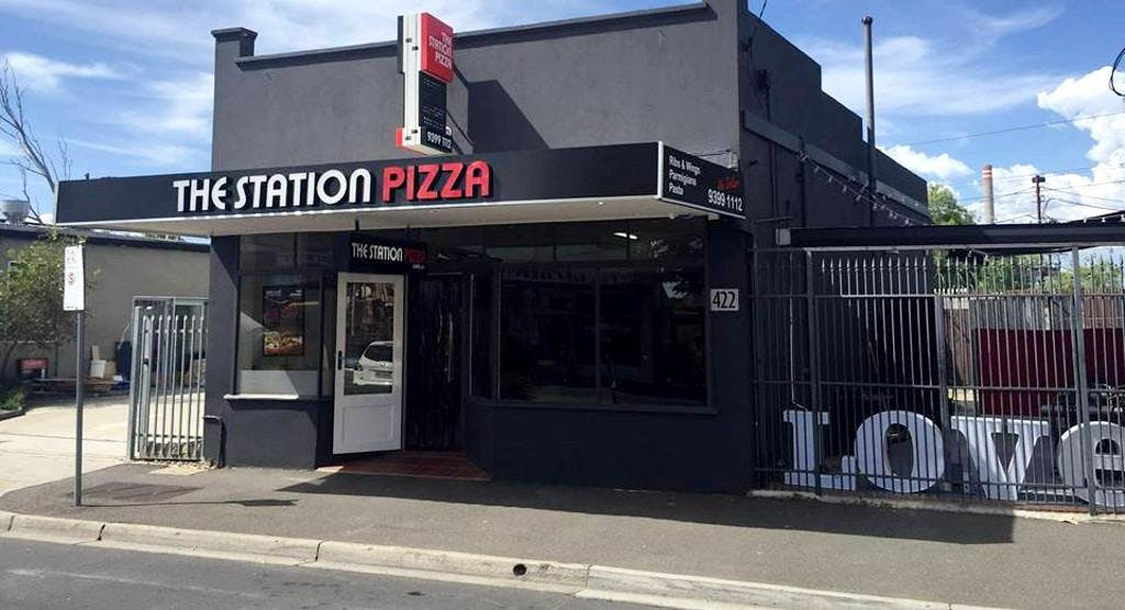 The Station Pizza Melbourne image 1