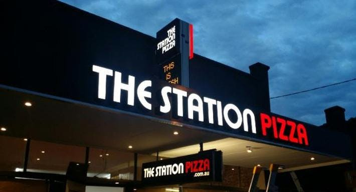 The Station Pizza Melbourne image 2