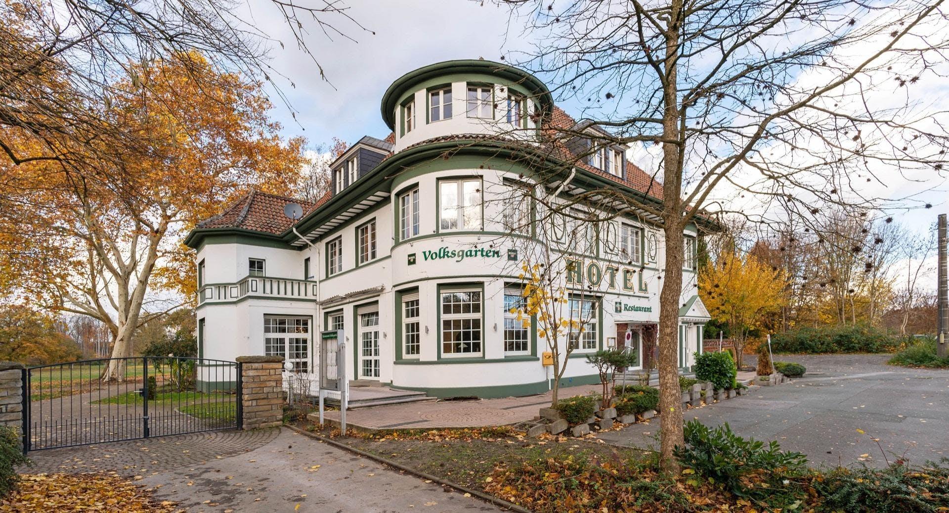 Mengeder Volksgarten Dortmund image 2