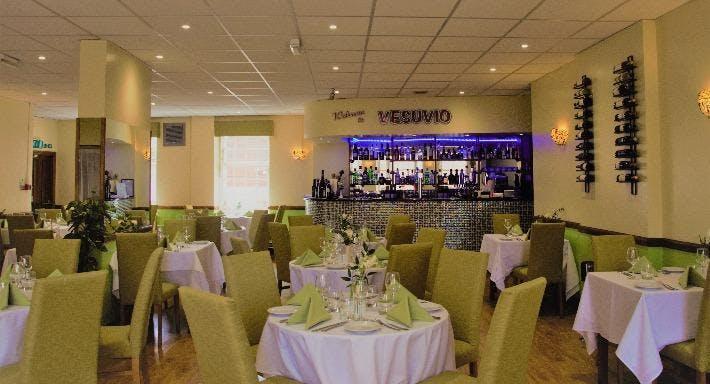 Vesuvio Italian Restaurant Stourbridge image 2