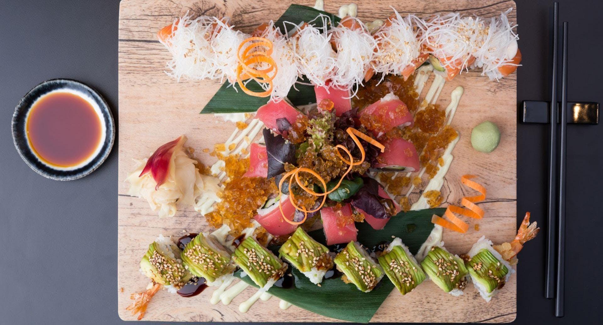 Zen Japanese Restauarant and Bar - Zentrum