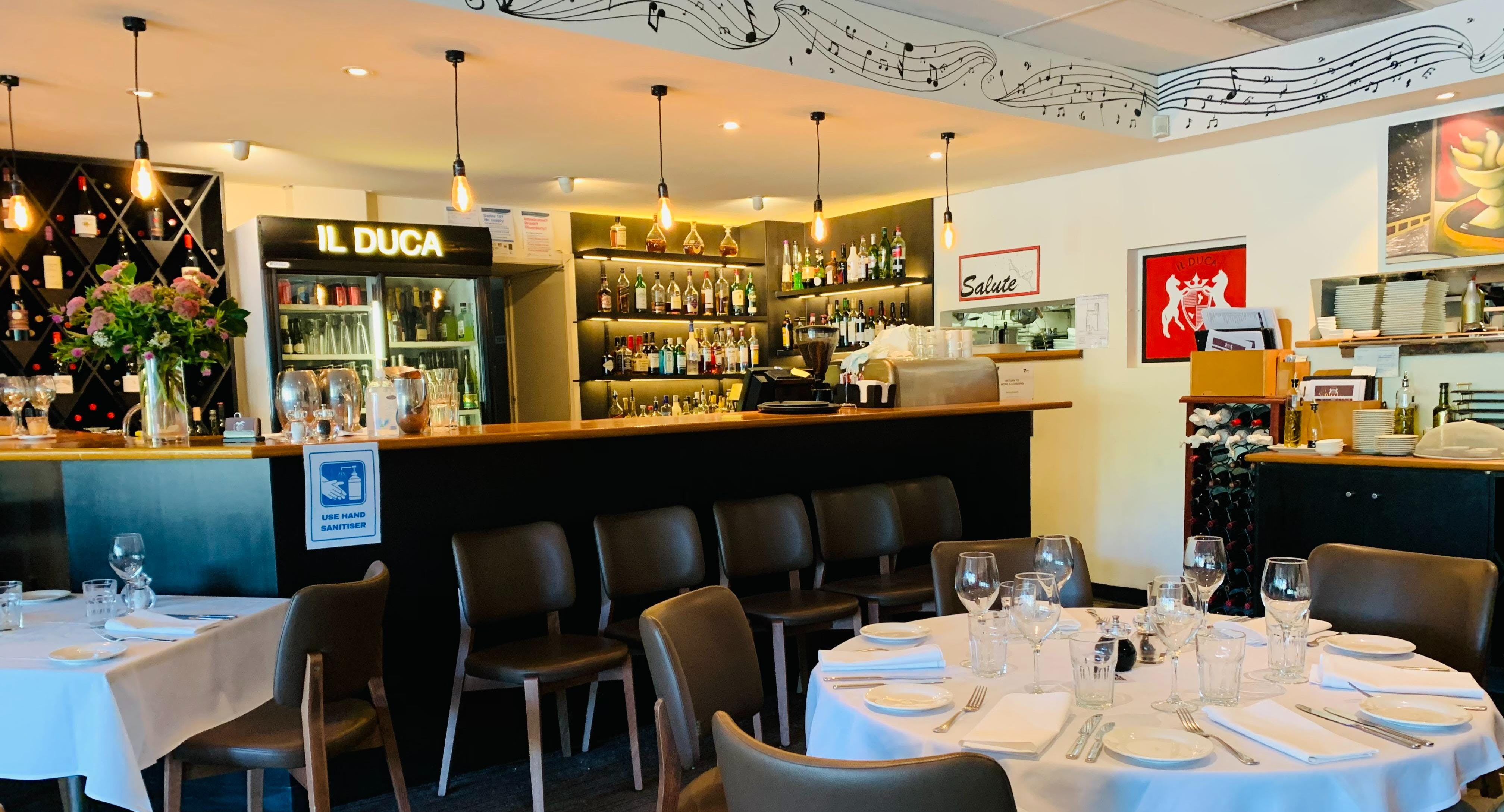 Photo of restaurant Il Duca in East Melbourne, Melbourne