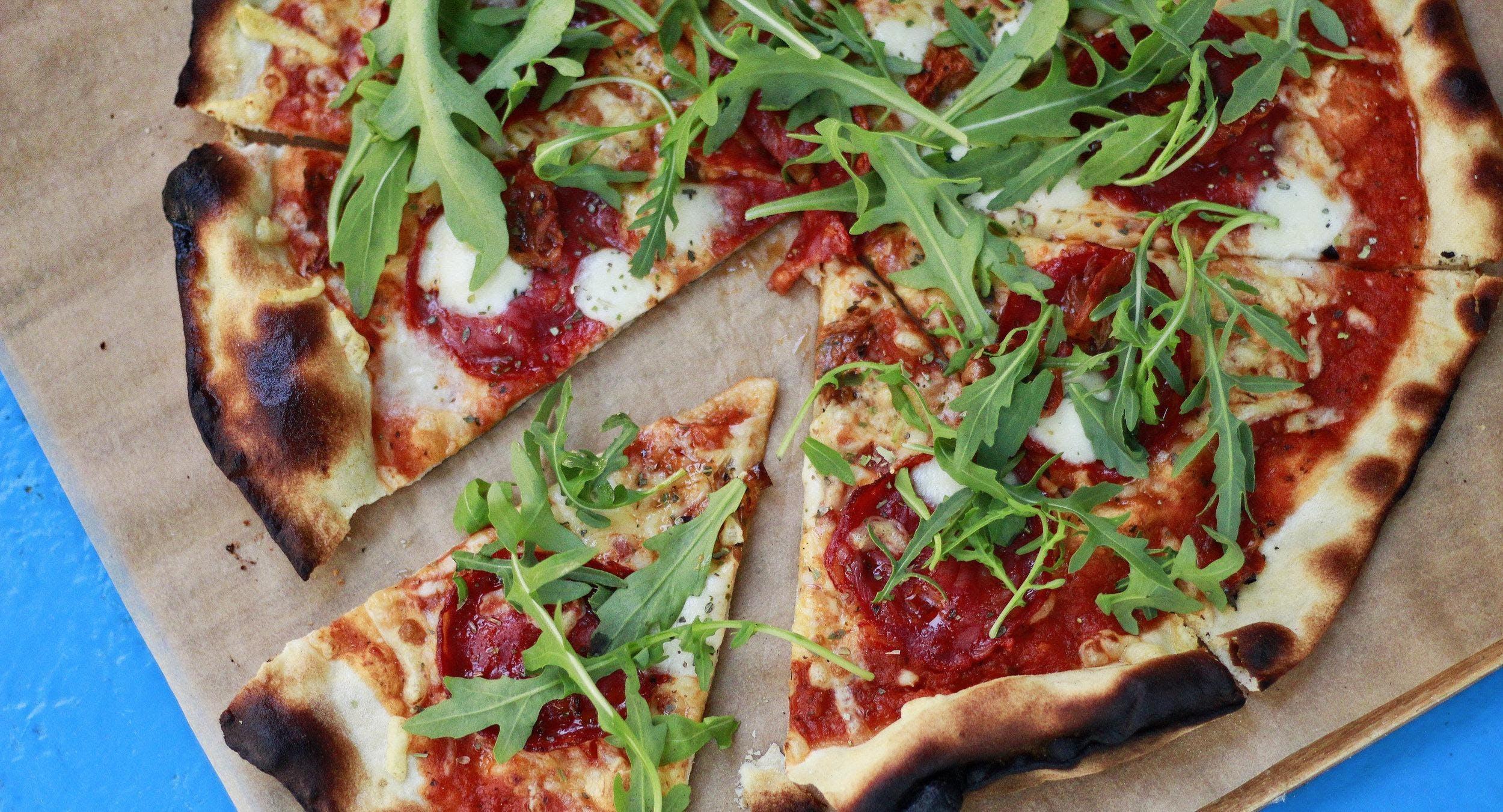 MERCATO FAMOUS PIZZA
