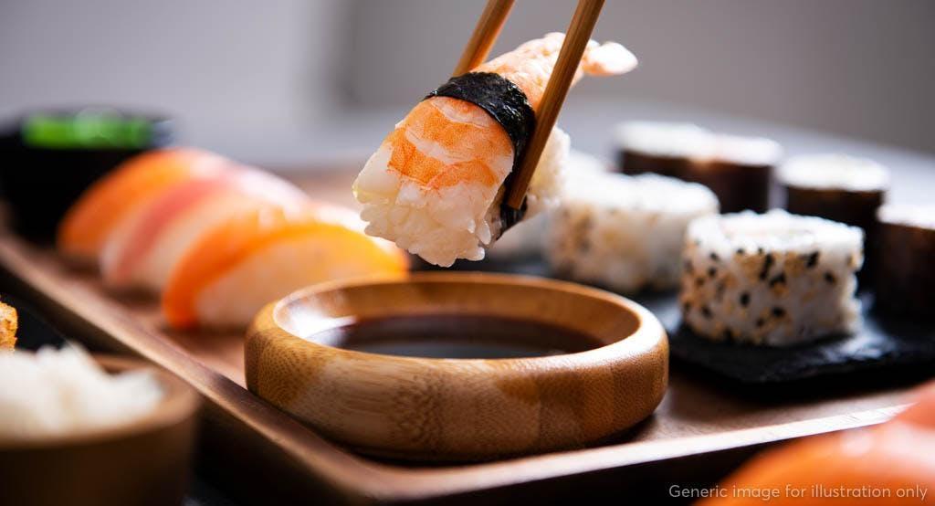 Standing Sushi Bar Singapore image 2