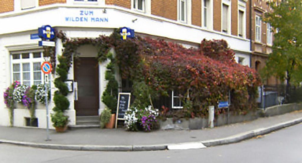 Restaurant Wilder Mann Basel image 1