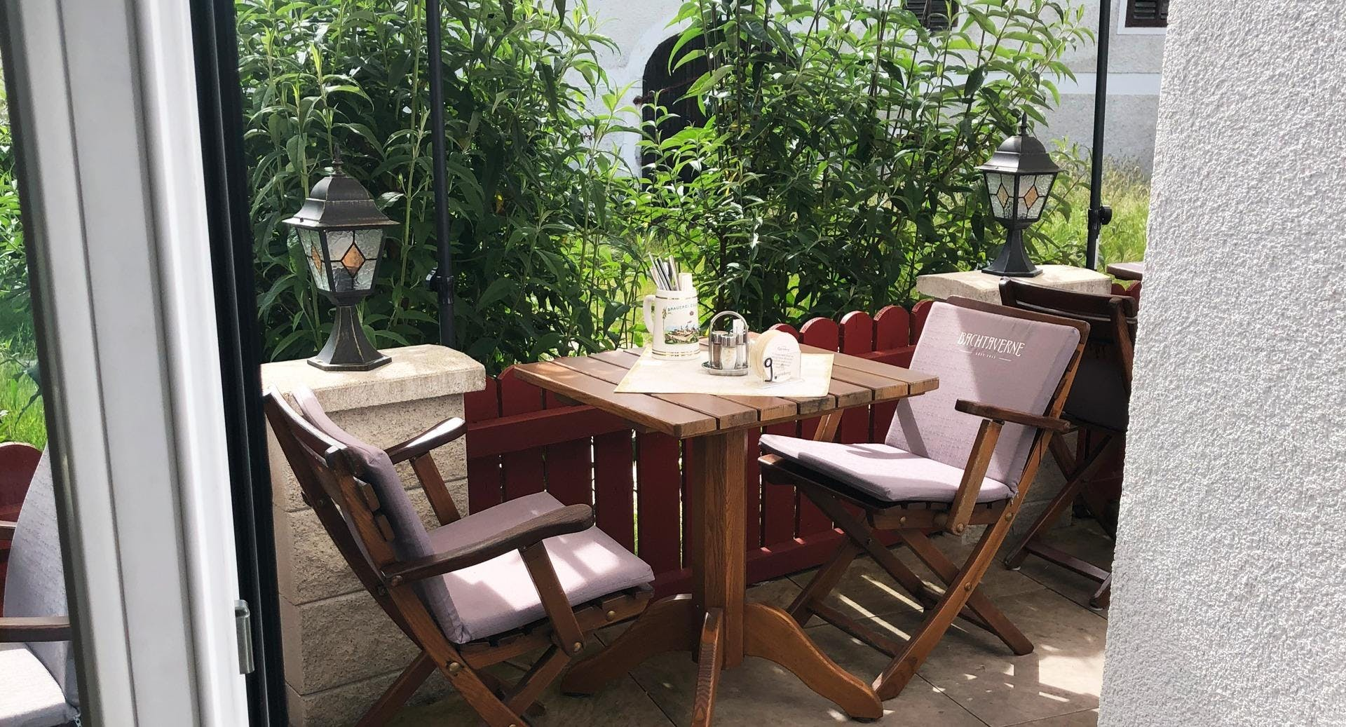 Restaurant-Pension Bachtaverne