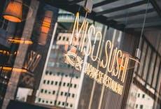 Restaurant Miso Asian Dining in Centrum, Rotterdam