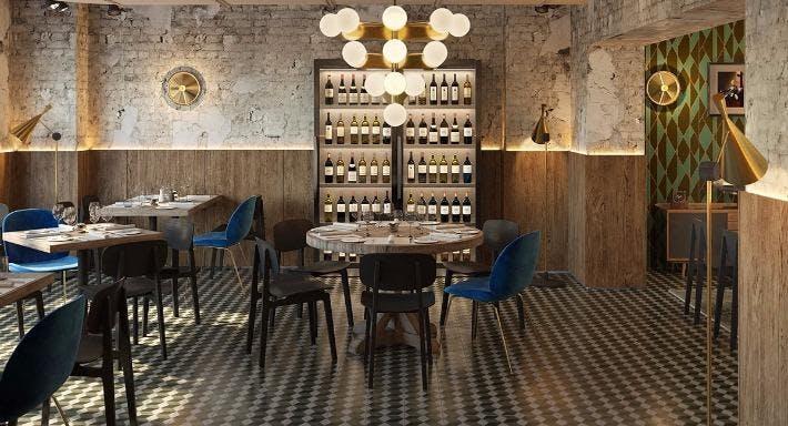 Mine Restaurant and Winebar Berlin image 4