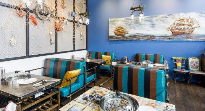 Sea Tripod Seafood Paradise