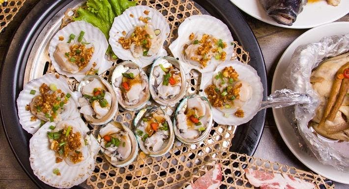 Sea Tripod Seafood Paradise Singapore image 2