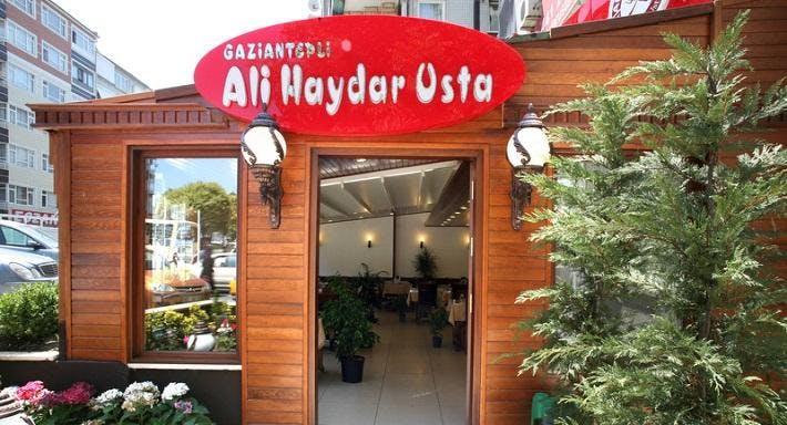 Ali Haydar Usta Şirinevler