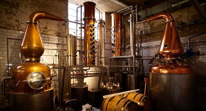 The Helsinki Distilling Co. Tours & Tastings Helsinki image 1