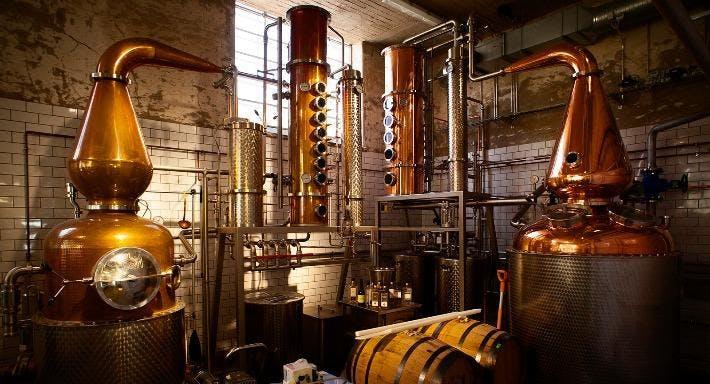 The Helsinki Distilling Co. Tours & Tastings