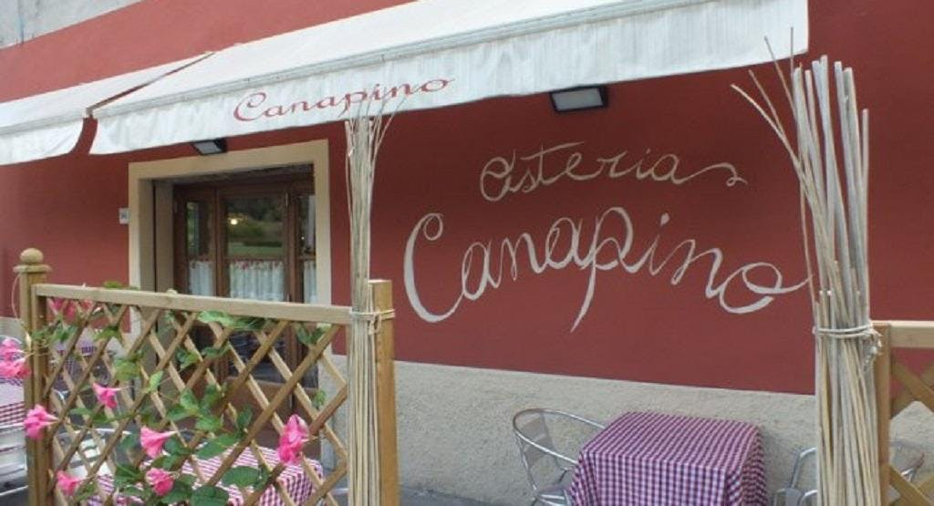 Osteria Canapino Lucca image 1