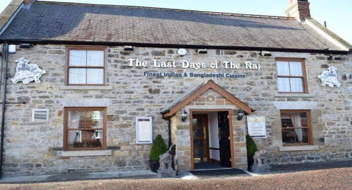 The Last Days of The Raj Dinnington image 2