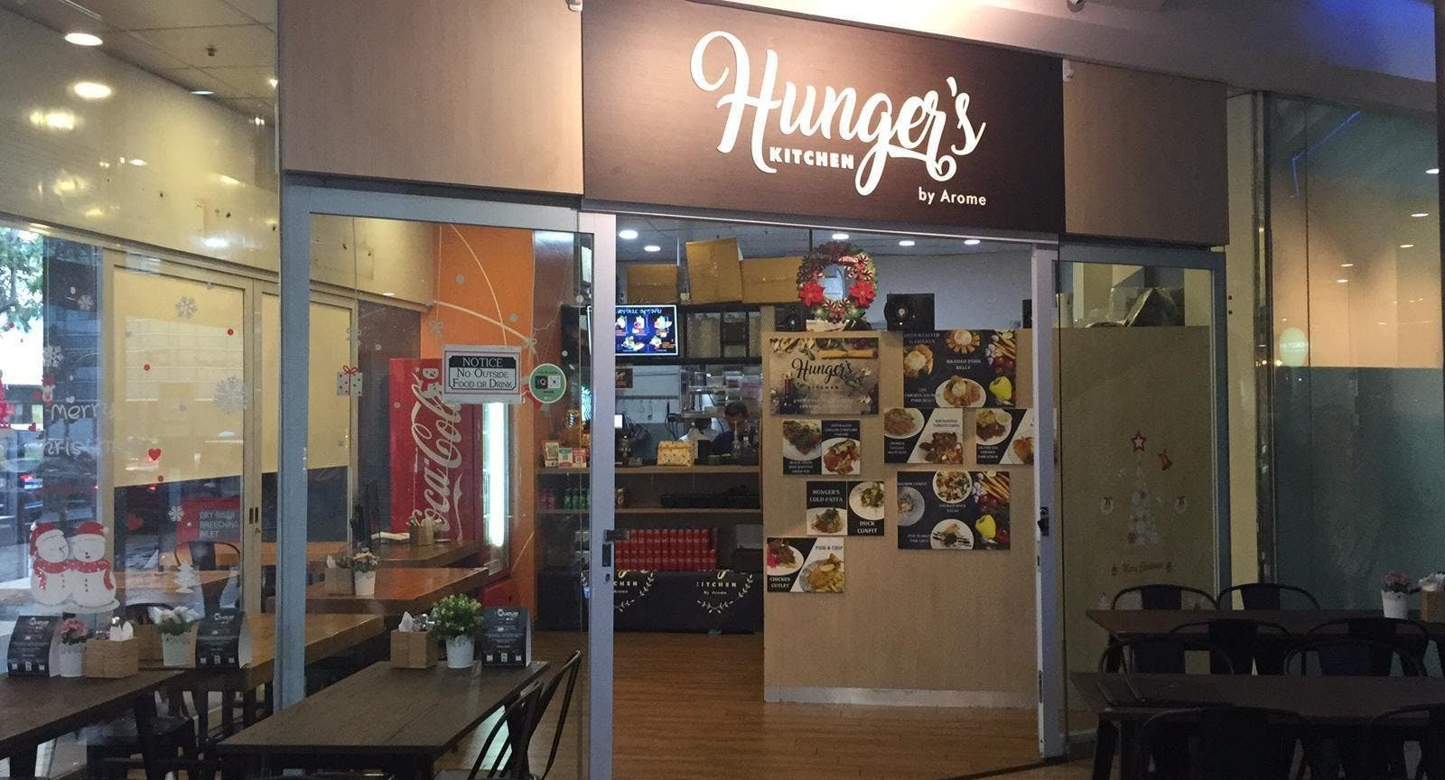 Hunger's Kitchen Singapore image 3