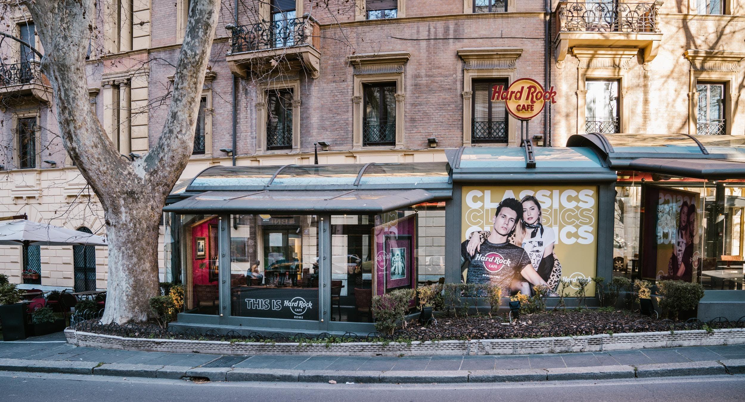 Hard Rock Cafe Rome