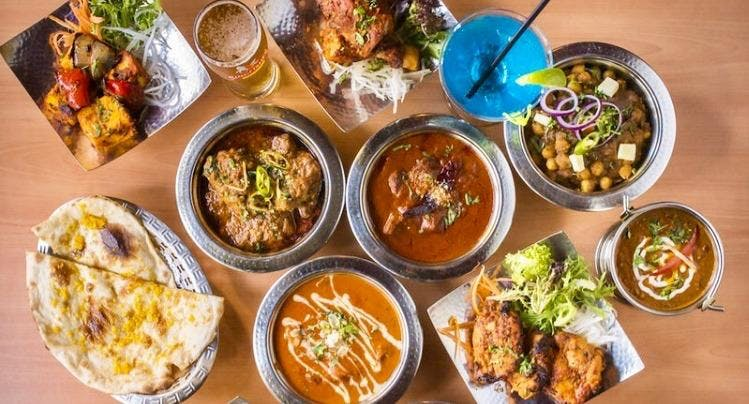 RajPutana Fine Indian Cuisine