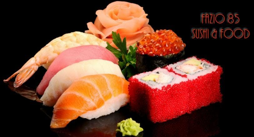 85 Fazio - Sushi & Food