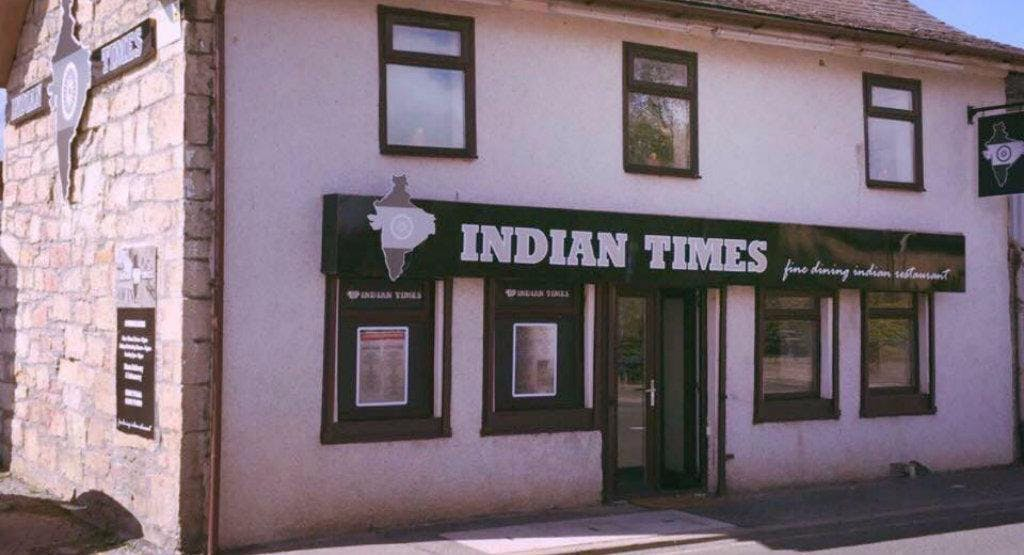 Indian Times - Stonehouse Larkhall image 1