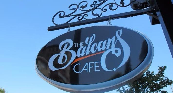 The Balcans Cafe