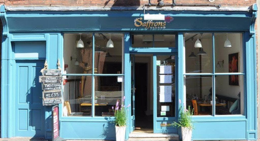 Saffrons Bistro Worcester image 1