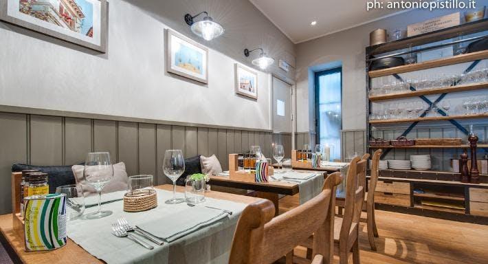 Badalamenti Cucina e Bottega in Palermo, Mondello | Gleich Ausprobieren