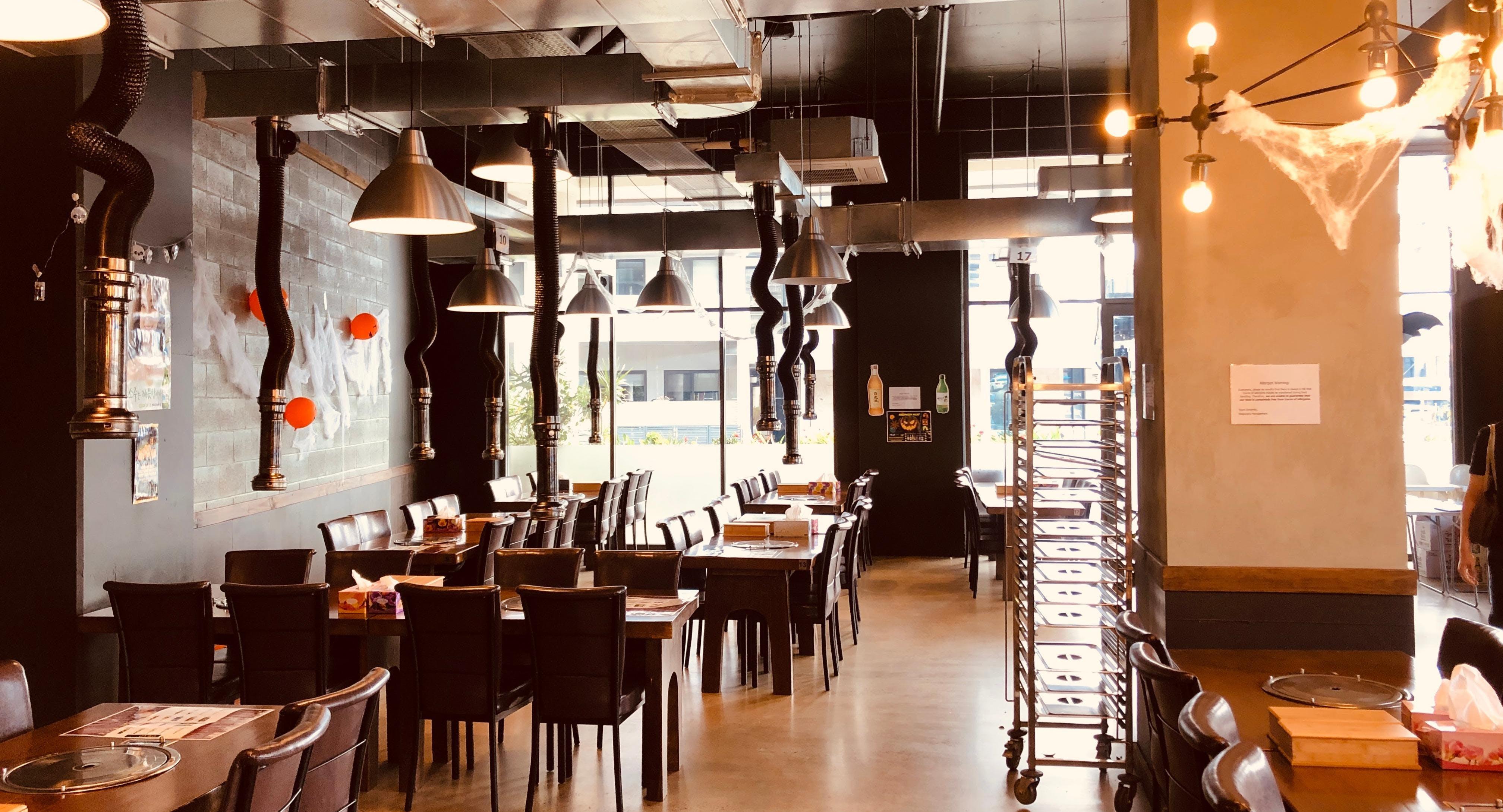 Wagyu Nara Korean BBQ Restaurant Sydney image 2