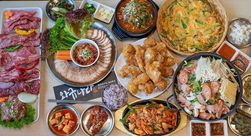 Wagyu Nara Korean BBQ Restaurant Sydney image 1