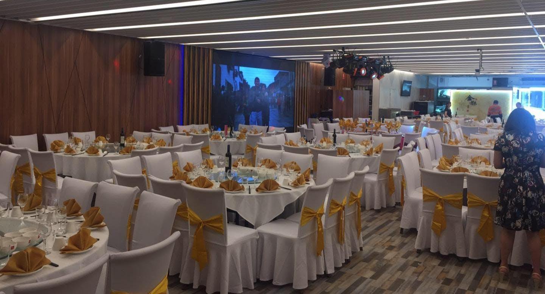 Golden Territory Seafood Restaurant
