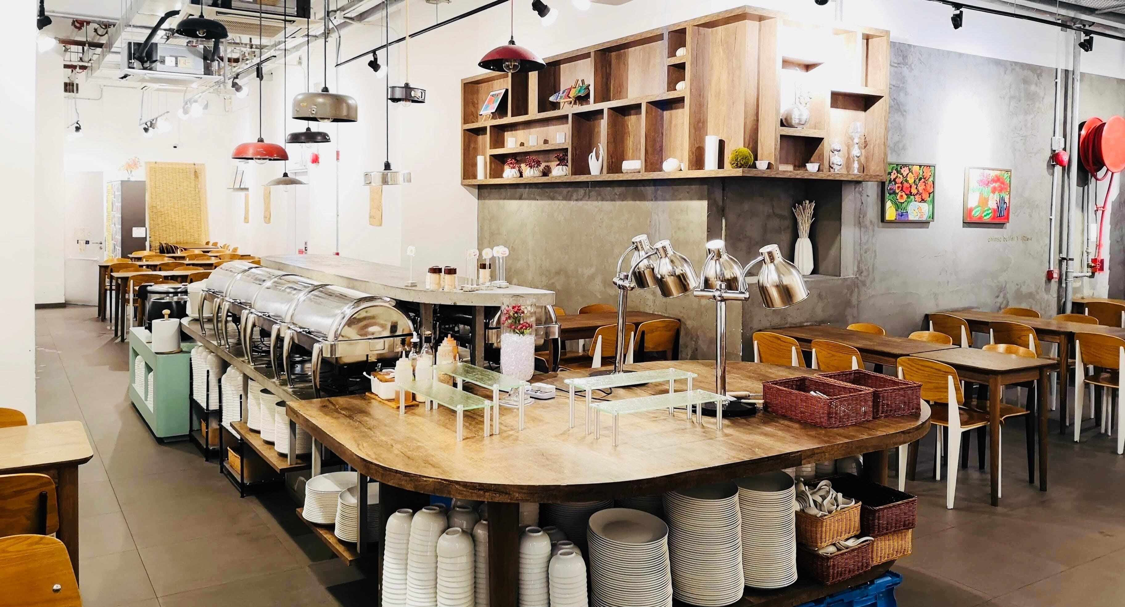 Ahimsa Buffet - Mong Kok Hong Kong image 1
