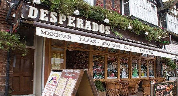 Desperados - Petts Wood
