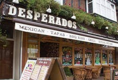 Desperados - Petts Wood
