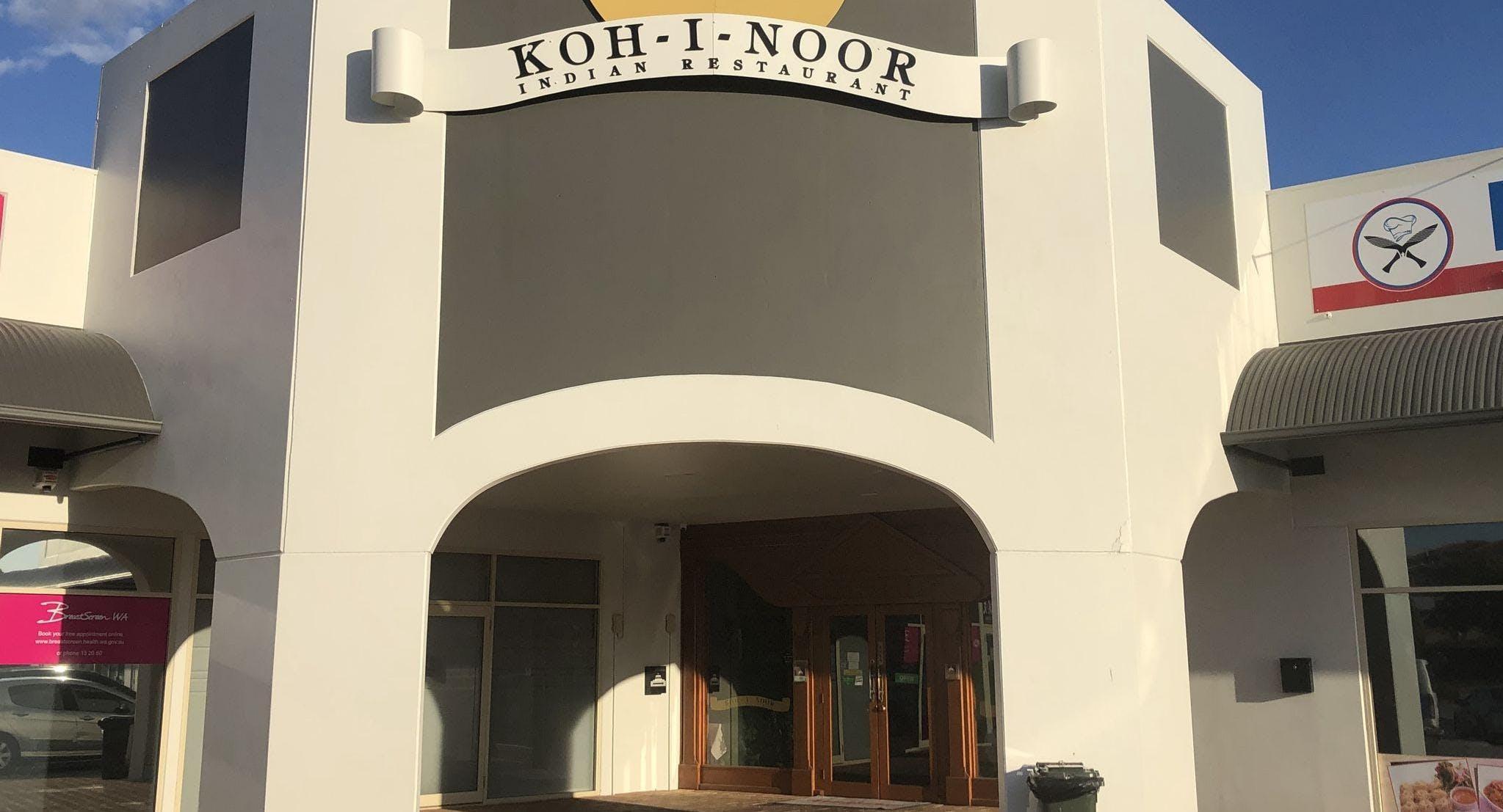 Koh-I-Noor Indian Restaurant
