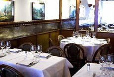 Restaurant La Quarta Carbonaia in Porta Venezia, Milan