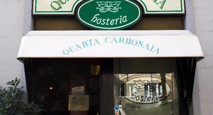 La Quarta Carbonaia Milano image 3